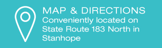 Stanhope Family Dentistry | Dentist in Stanhope, NJ 07874 Map